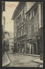 Maison des Têtes - English:   CA 1900
