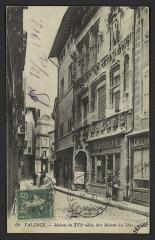 Maison des Têtes - English:   CA 1900 - 1913