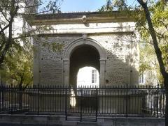 Pendentif - Français:   Pendentif de Valence.