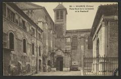 Pendentif - English: Bâtiments religieux Valence