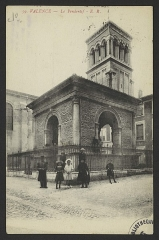 Pendentif - English: CA 1900-1918