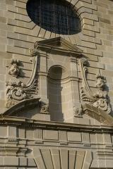 Ancienne abbaye de Saint-Ruf le Haut - English: «PA00117084»