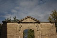 Ancienne abbaye de Saint-Ruf le Haut - Deutsch: Portail Saint-Ruf in Valence