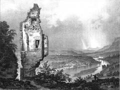 Château de Beauvoir (ruines) - French artist