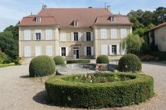 Château de Moidière - Français:   Chateau de Moidière à Bonnefamille (38) Isère