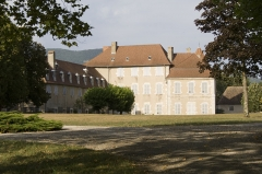 Domaine Paul Claudel - Français:   La propriété de Paul Claudel à Brangues près de Morestel (38510)