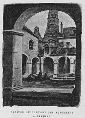 Couvent des Augustins - French engraver and painter