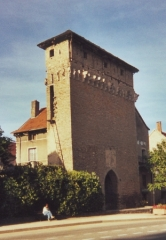 Porte de Ville dite Porte de Lyon -