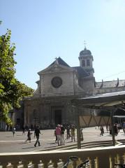 Eglise Saint-Louis -  église Saint Louis, rue Félix Poulat