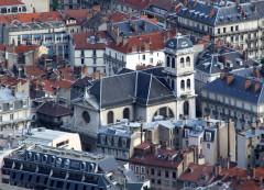 Eglise Saint-Louis - English: Grenoble, France, FRANCE