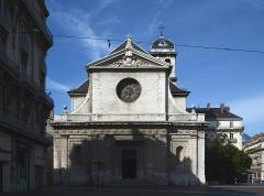 Eglise Saint-Louis - English: Saint-Louis church, Grenoble, France.