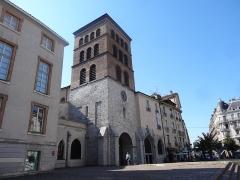 Eglise Saint-Louis -  Grenoble, França (agost 2013)