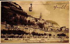 Monastère de Sainte-Marie-d'en-Haut -  Grenoble_couvent_ste_marie_telephérique