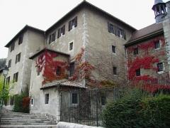 Monastère de Sainte-Marie-d'en-Haut -  Musée Dauphinois - Grenoble (ancien couvent dont la construction débuta le 21 octobre 1619)