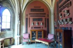 Palais de Justice - Chapelle des dauphins d'avant 1349 (rattachement du Dauphiné à la France) - Parlement du Dauphiné , Grenoble