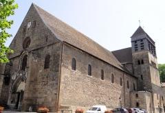 Eglise Saint-Theudère - Français:   Saint-Chef - Église Saint-Theudère - Ensemble