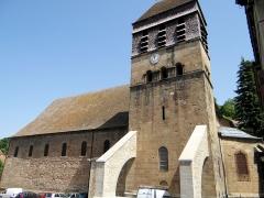 Eglise Saint-Theudère - Français:   Saint-Chef - Église Saint-Theudère - Côté sud