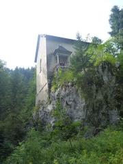 Monastère de la Grande-Chartreuse - Chapelle Saint-Bruno non loin du monastère de la Grande Chartreuse