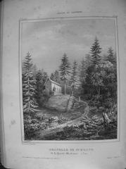 Monastère de la Grande-Chartreuse - French artist
