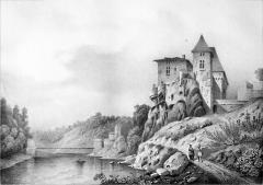 Château de la Sône - French painter, illustrator, photographer and lithographer