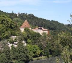 Château de la Sône - Deutsch: Château de la Sône in La Sône