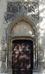 Chapelle Saint-Théodore - Français:   Vienne - Chapelle Saint-Théodore - Portail