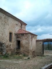 Château de l'Arthaudière -  Château de l'Arthaudière à St Bonnet de Chavagne (Isère) Pigeonnier  Photo prise par Daniel Etienne