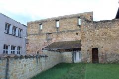 Abbaye de Charlieu - Abbaye bénédictine de Charlieu.