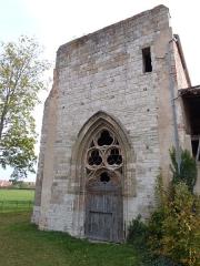 Chapelle Sainte-Eugénie, à Moingt - Français:   Chapelle Sainte-Eugénie de Moingt