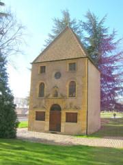 Chapelle Saint-Nicolas-du-Port -  Chapelle Saint Nicolas des Mariniers Roanne