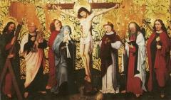 Musée Joseph Dechelette -  Le tryptique de la Passion