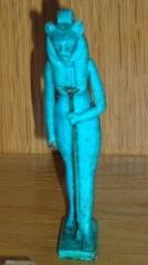 Musée Joseph Dechelette -  amulette de sekhmet