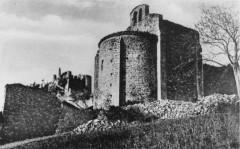 Château de Couzan (restes) - Deutsch: Kapelle der Burg Couzan