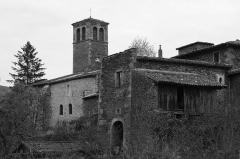 Ancienne chartreuse - English: Sainte-Croix-en-Jarez.