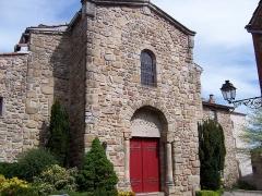 Eglise -  Eglise de Saint Victor