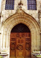 Eglise - Portail de l'église paroissiale Saint-Symphorien
