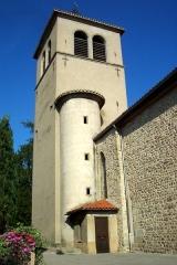 Eglise -  Eglise du Bourg, Veauche