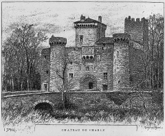Château - French engraver and painter
