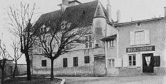 Château de Foudras - Français:   Dictionnaire illustré des communes du département du Rhône. Tome 1 / par MM. E. de Rolland et D. Clouzet.
