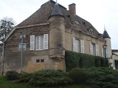 Château de Foudras - Français:   Charly (Rhône, France): Château de Foudras