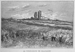 Aqueduc gallo-romain de l'Yzeron - French engraver and painter