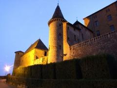Château -  69640 Jarnioux, France
