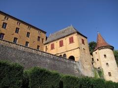 Château -  Zamek w Jarnioux / Jarnioux chatou - castle