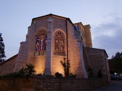 Eglise paroissiale Notre-Dame-de-l'Assomption -  Kościół w Lierques XIw / Church in Lierques XIc