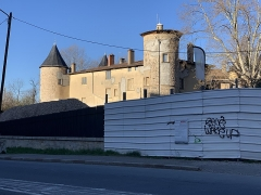 Château de la Motte - French Wikimedian, software engineer, science writer, sportswriter, correspondent and radio personality