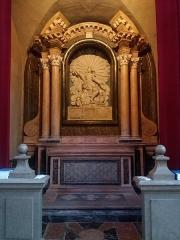 Ancien Collège de la Trinité, actuellement lycée Ampère - Français:   Chapelle de la Vierge.