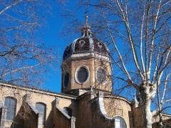Eglise Saint-Bruno-les-Chartreux -  Extérieur de l'Eglise Saint-Bruno des Chartreux de Lyon, France