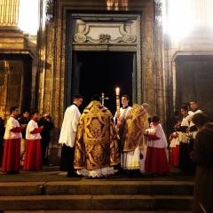 Eglise Saint-Just - Français:   liturgie de la FSSP accordée par benoit XVI