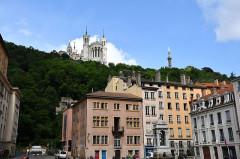 Immeubles -  Lyon,Place Saint-Jean