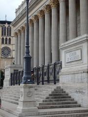Palais de Justice de Lyon - Italiano: Lione